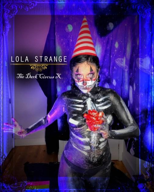 Lola Strange