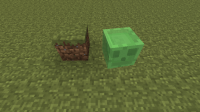 Featured Minecraft Mob: The Slime!
