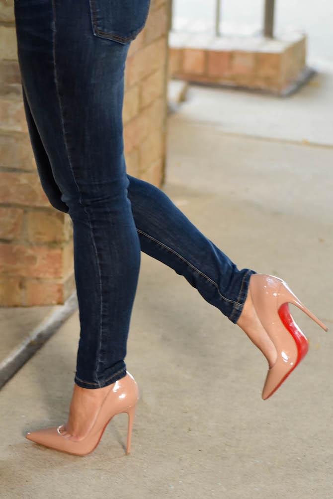 Nicole Denim High Low Legs-min
