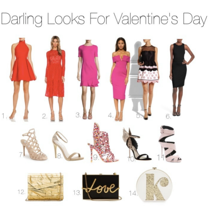 Darling Looks For Valentine's Day