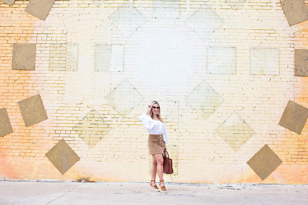 Nicole Kirk - Dallas Fashion Blogger