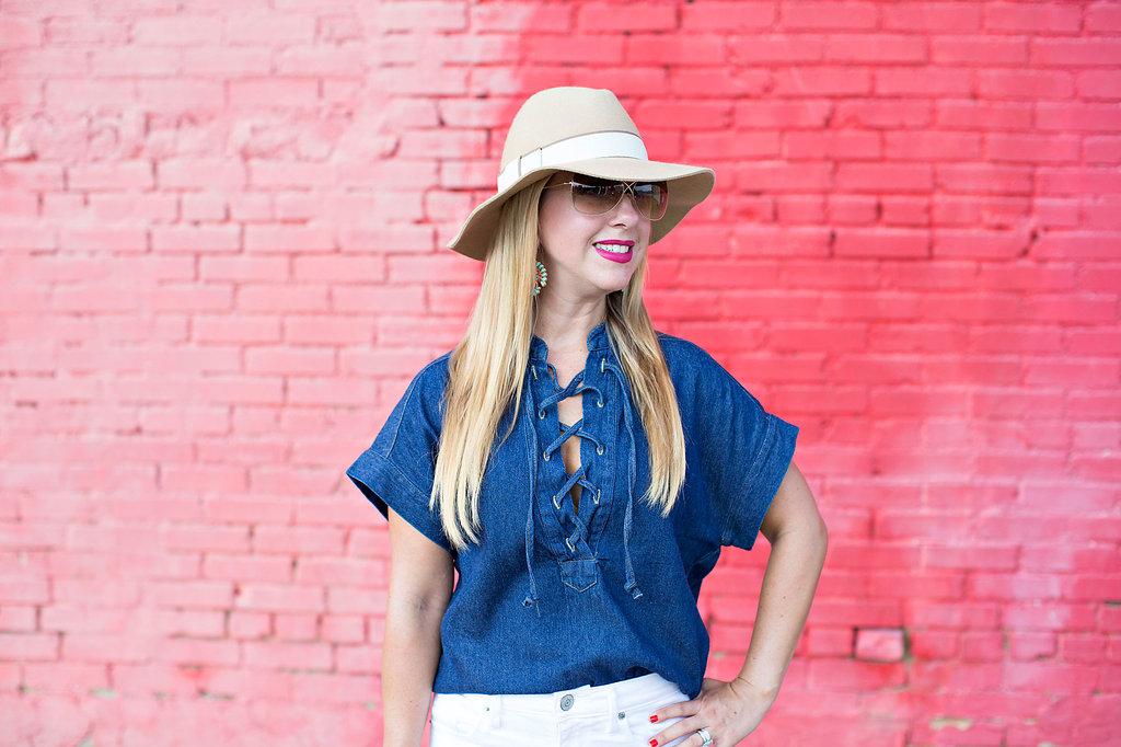 Dallas Fashion - The Darling Petite Diva - Blogger