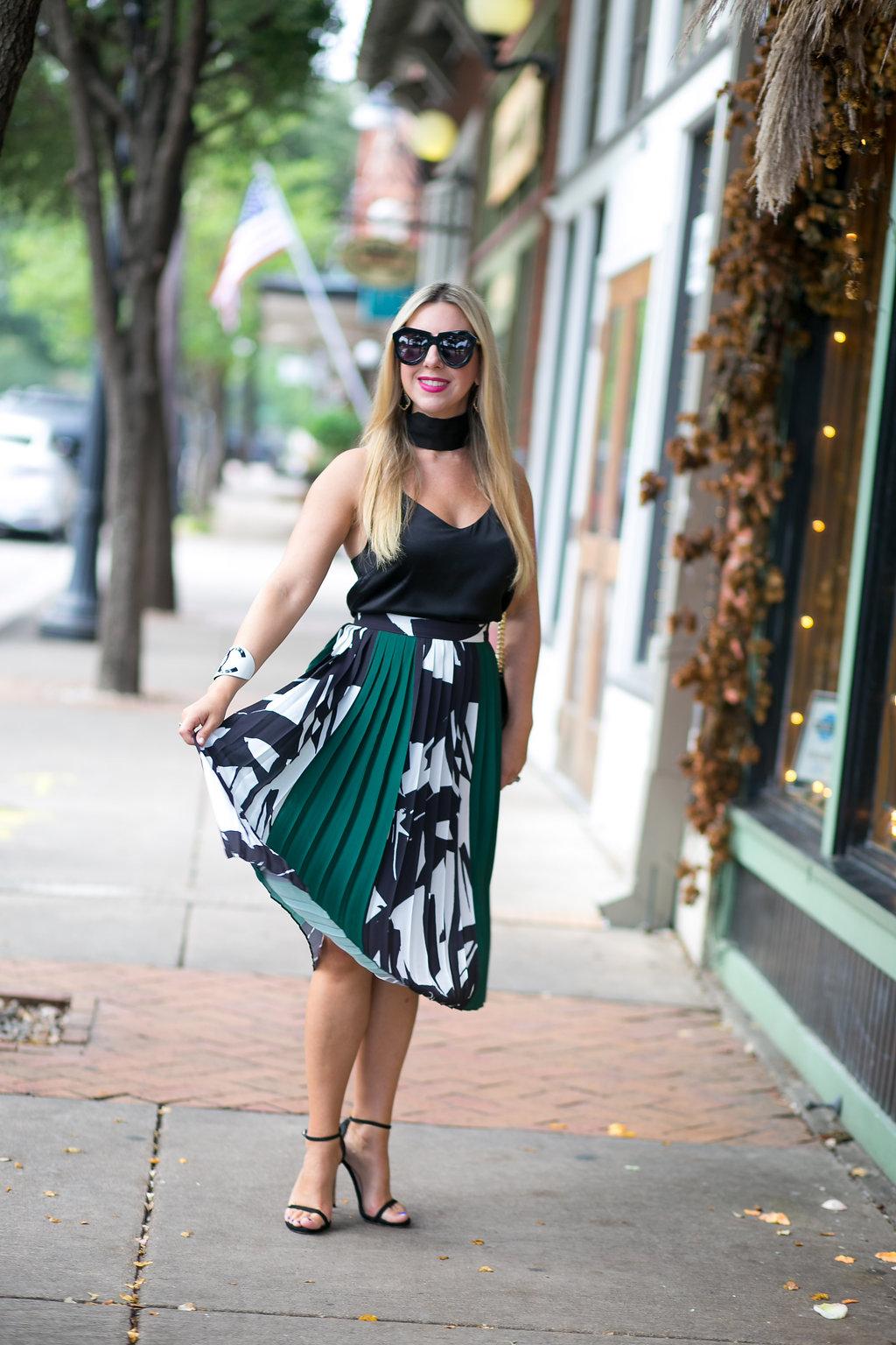 Nicole Kirk Dallas Fashion Blogger