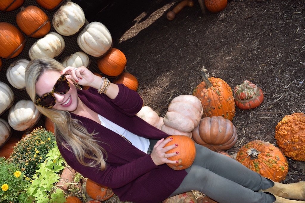 Pumpkin Patch | Fashion Blog| The Darling Petite Diva