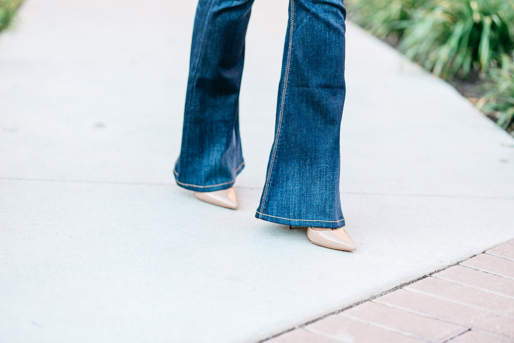 Flare Jeans   Express  Fashion