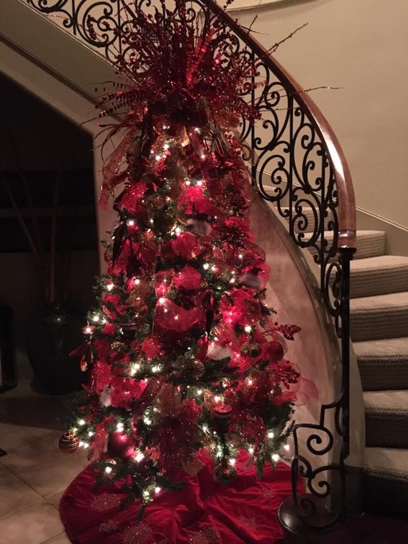 Christmas Tree How To   Nicole Kirk