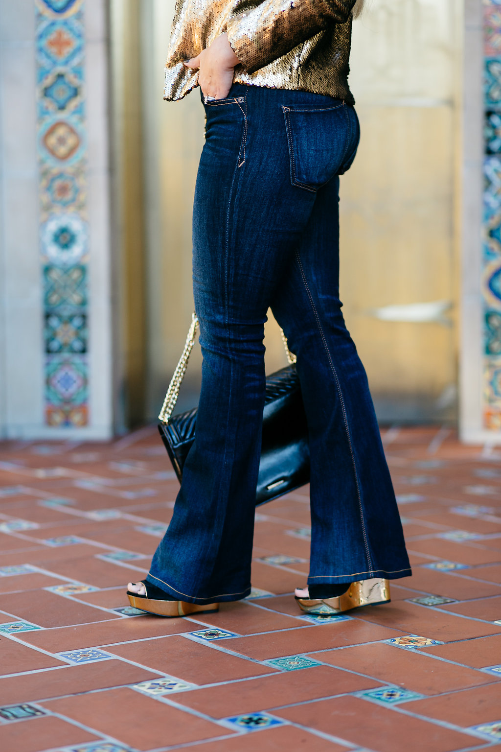 Flare Jeans | Dallas Fashion
