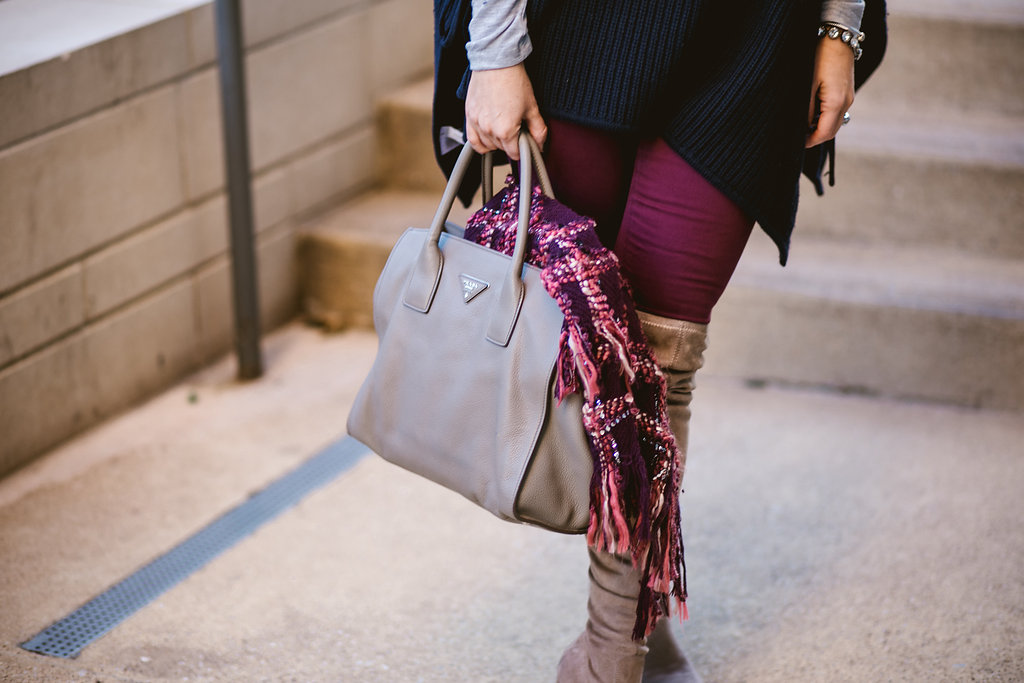 Fall Leggings | LOFT | Fashion Blog