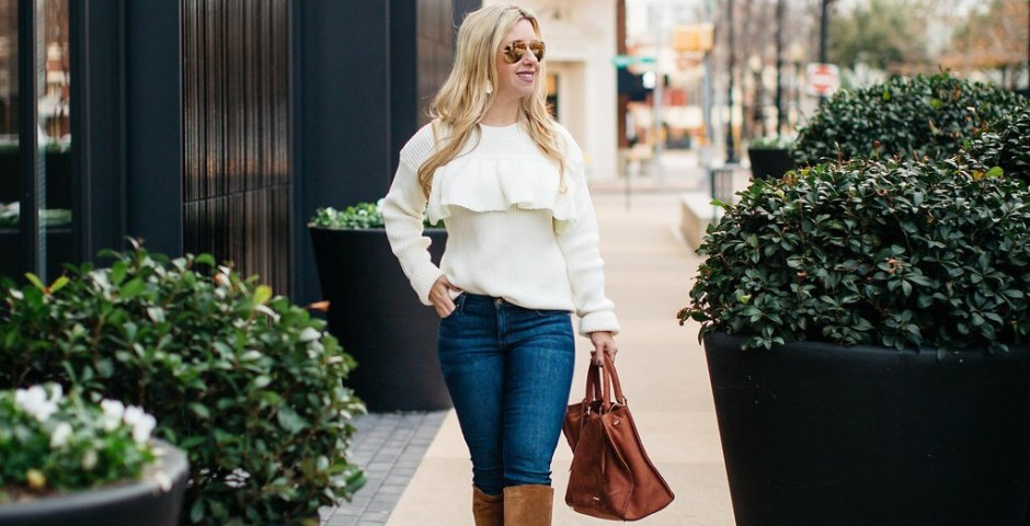 The Darling Petite Diva | Nicole Kirk | Sweater