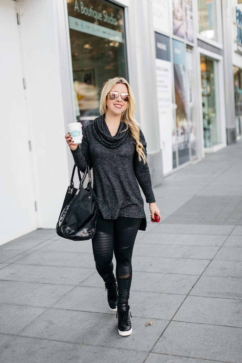 Athleisure | The Darling Petite Diva | Nicole Kirk