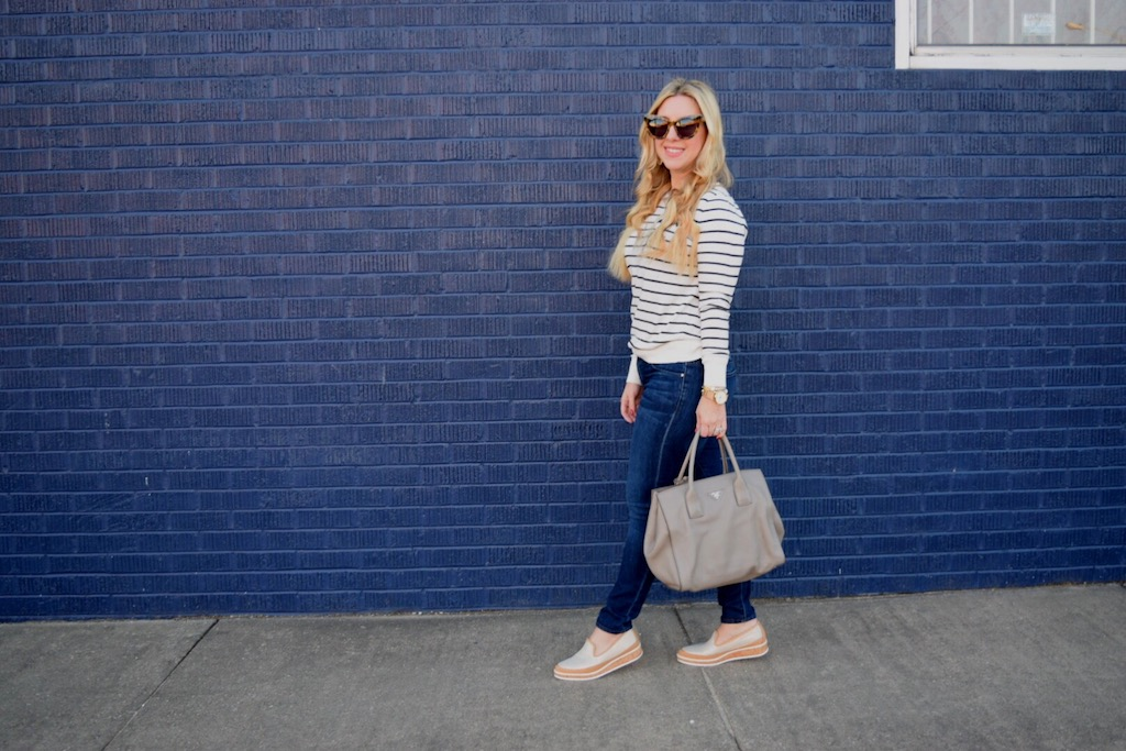 Classic Stripes | The Darling Petite Diva
