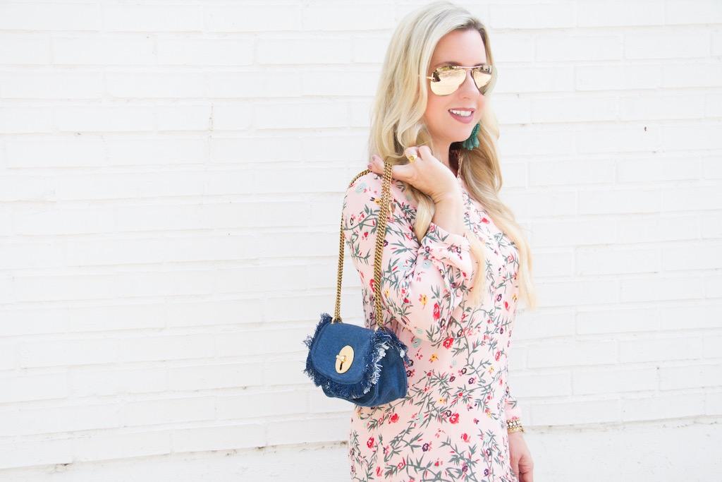 5 Floral Dresses For Spring | The Darling Petite Diva Blog | Nicole Kirk