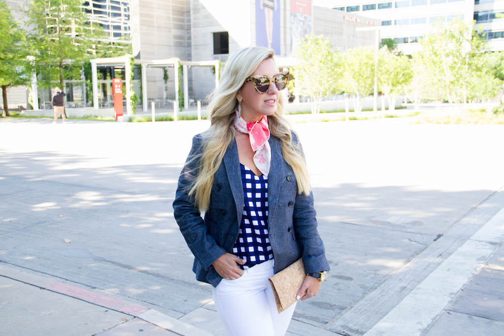 Workwear To Cocktail Hour | The Darling Petite Diva | Nicole Kirk