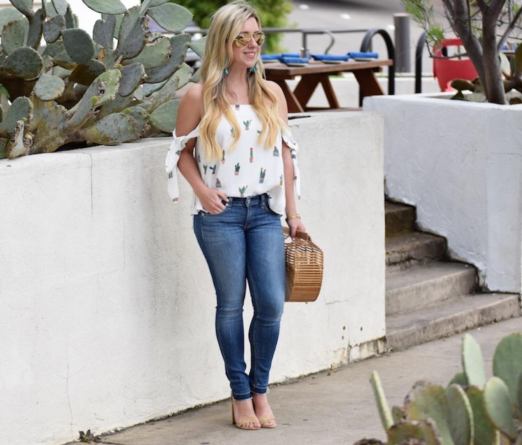 Cactus Craze | The Darling Petite Diva | Nicole Kirk