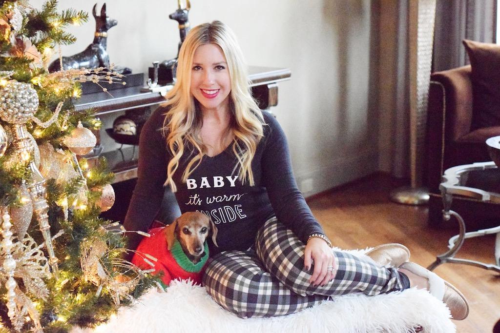 Favorite Christmas Pajamas Pick's | The Darling Petite Diva
