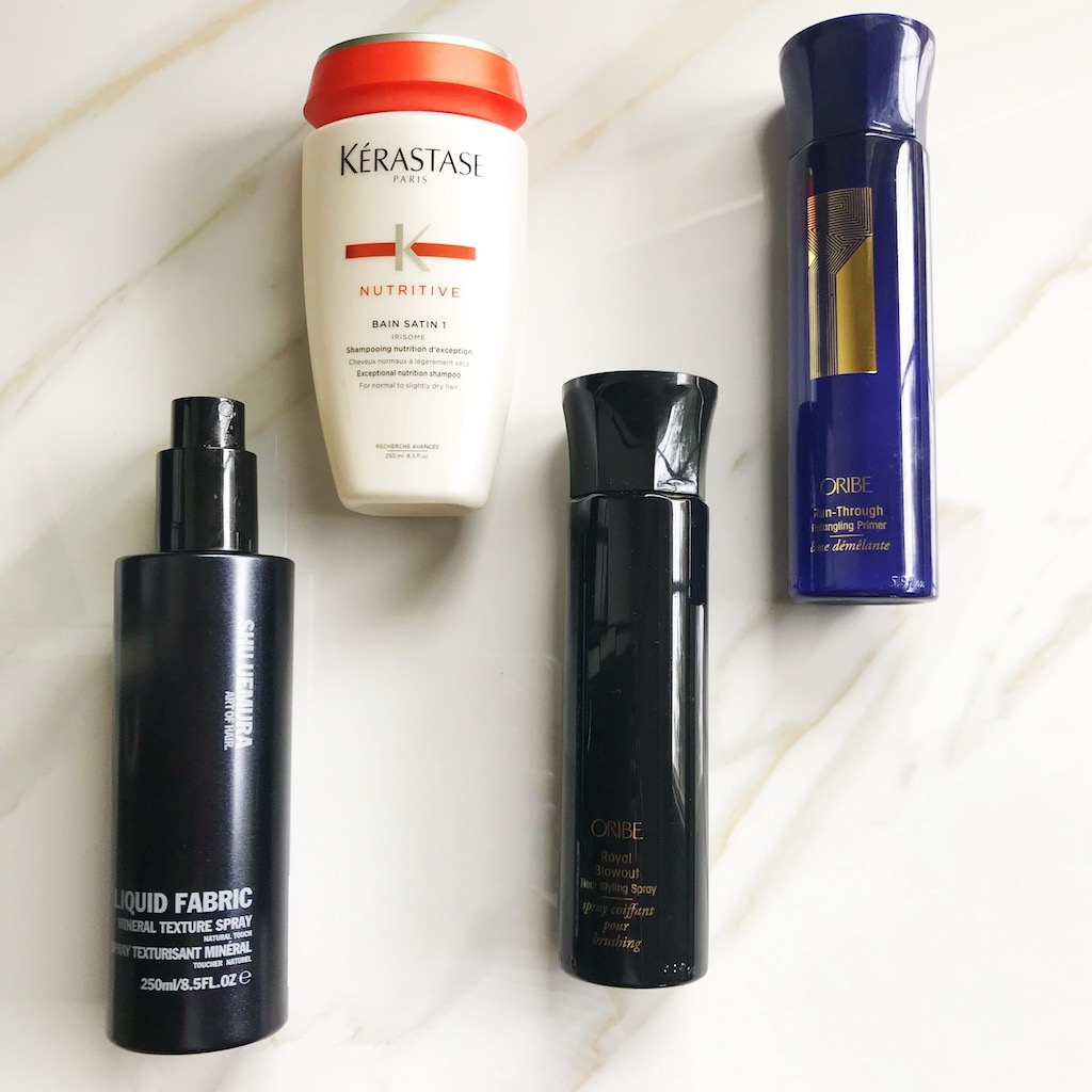Favorite Hair Products | The Darling Petite Diva