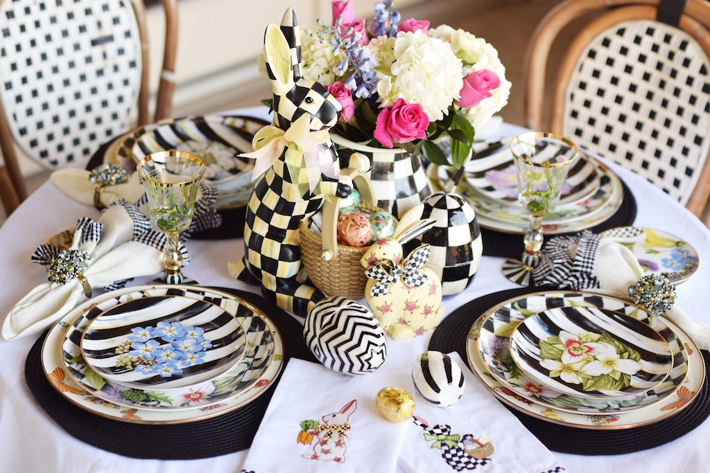 Easter Decor With MacKenzie-Childs   The Darling Petite Diva