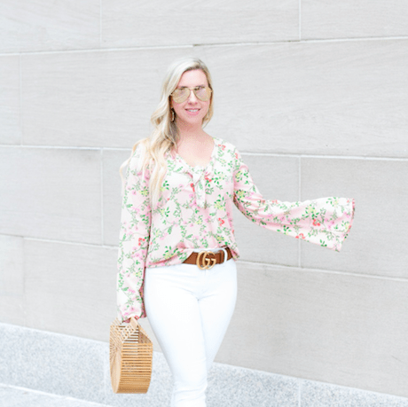 Spring Forward | Spring Look | The Darling Petite Diva