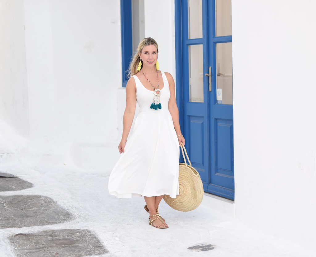 4 Days In Mykonos