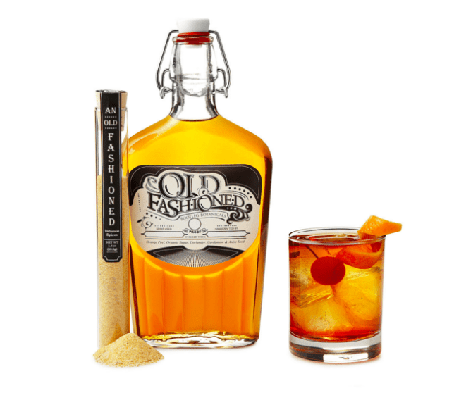 gifts for drinkers - whiskey infusion kit -- alcohol gifts from @thedashanddine