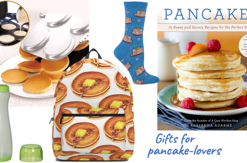 Gifts for making and celebrating the perfect pancakes