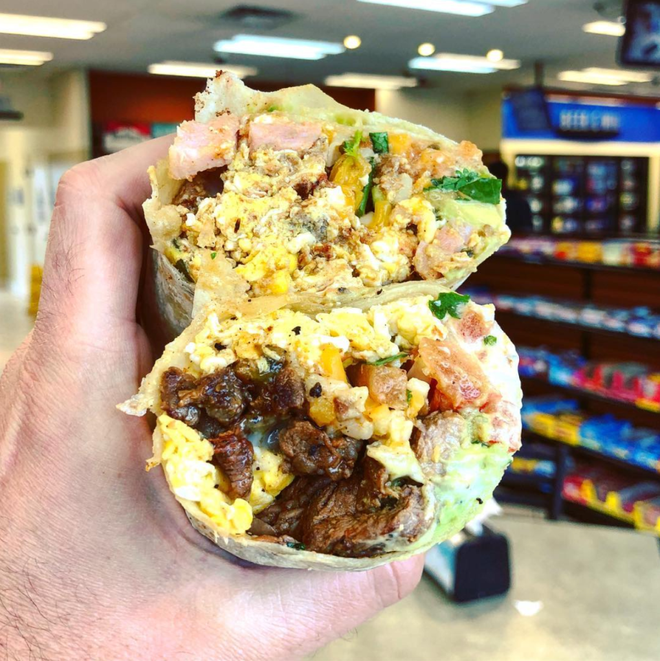 The best breakfast burritos in LA - @thedashanddine