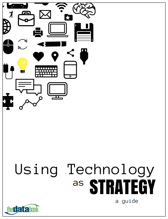 Technology as Strategy Guide Cover