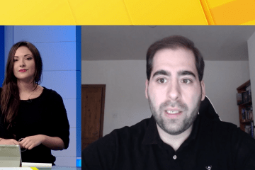 interview on bloxlive tv about ibm