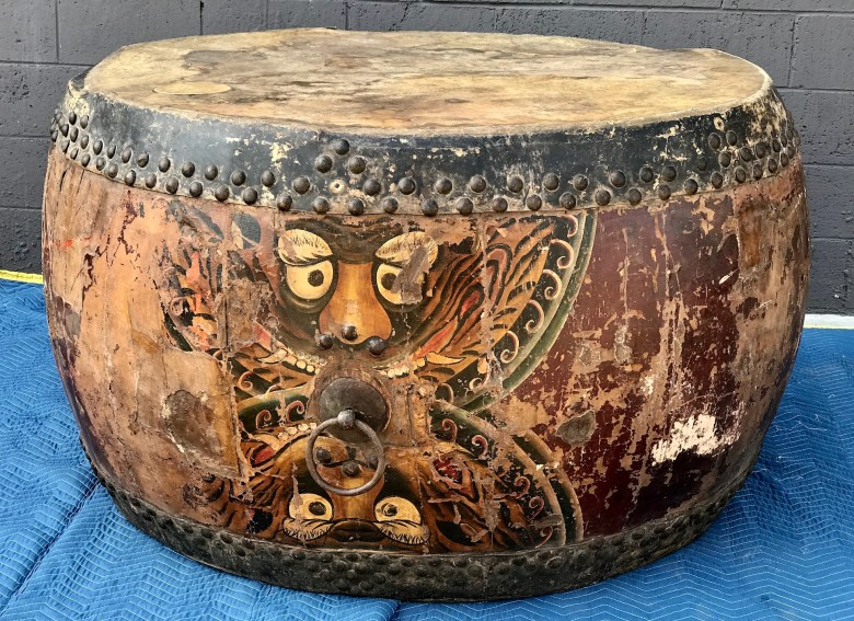 musical instruments from japan, indonesia, nepal: sacred, secular