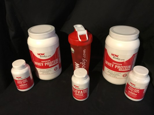 Now Lifestyle Now Body Nutritional Supplements