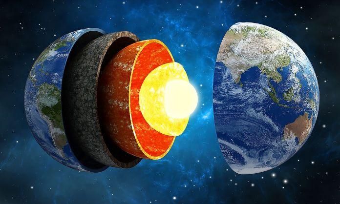 Core Of Earth