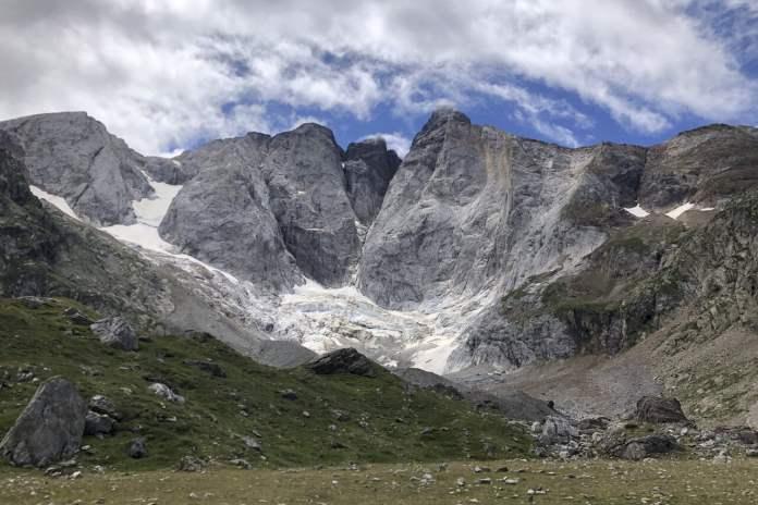 Pyrenees Glaciers