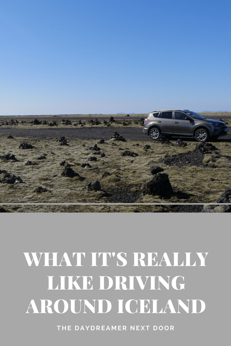What It's Really Like Driving Around Iceland