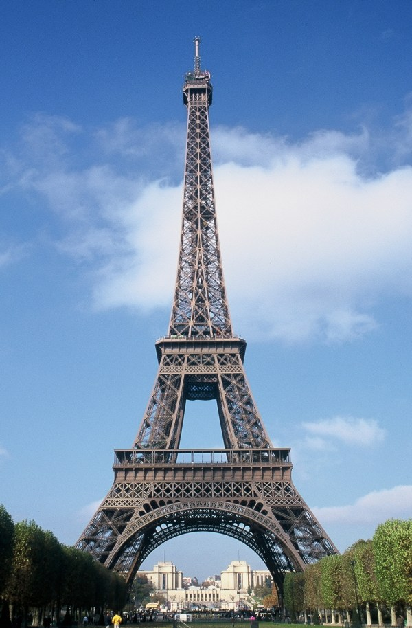 Eiffel Tower Day In Tech History
