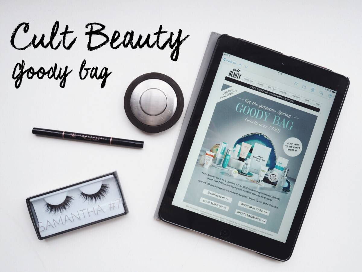 Cult Beauty | massive giveaway