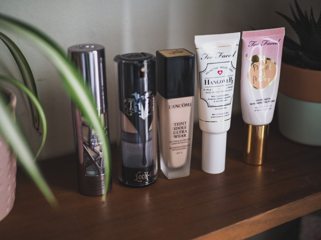 Foundation and primer