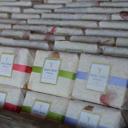 Merchant Monday: Napa Soap Company, Maker of Wine-Based Aromatic Soaps