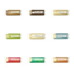 Merchant Monday: Hurraw!, Makers of All Natural, Vegan, Organic, and Raw Lip Balm