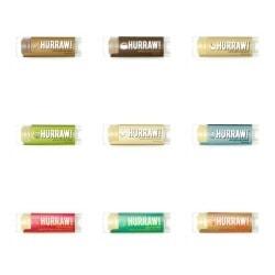 Merchant Monday: Hurraw!, Makers of All Natural, Vegan, Organic, and Raw Lip Balm