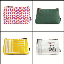 Merchant Monday: MAIKA, Creator of Canvas Pouches and Other Functional Products