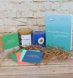 Mindful and Peaceful Gift Package