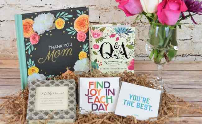 Gift Package Just For Moms The Days Of Gifts A Multi