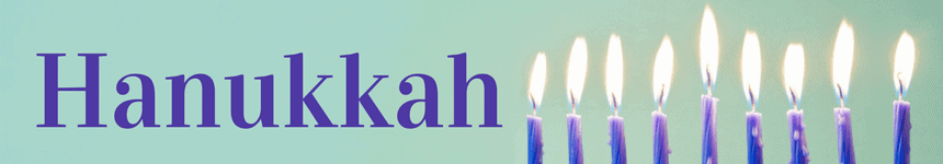 Hanukkah Gift Packages and Unique Gifts for Hanukkah from The Days of Gifts