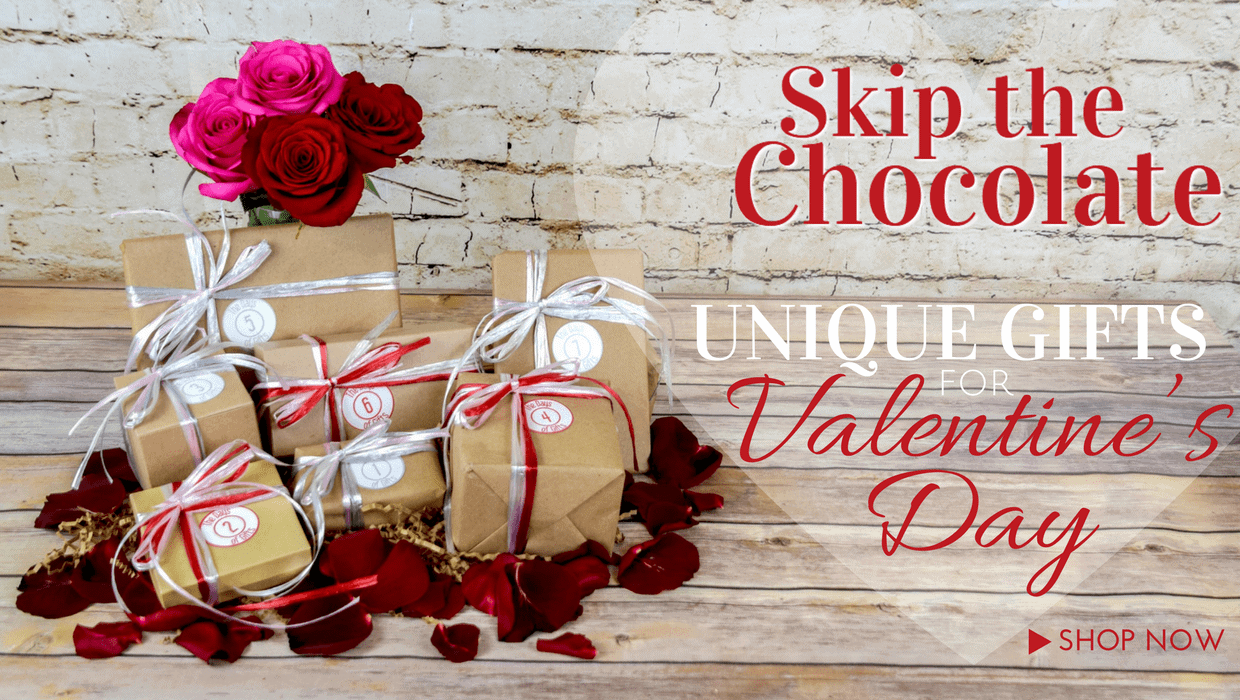 Valentine's Day Gift Packages and Unique Valentine's Day Gifts from The Days of Gifts
