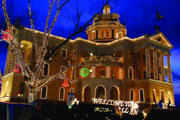 Christmas Festivals In Texas The Daytripper