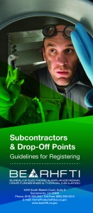 BEARHFTI Subcontractors