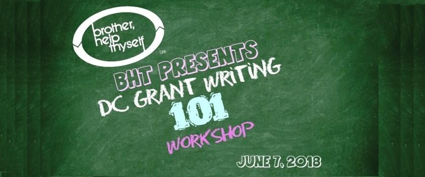 Brother Help Thyself Grant Workshop