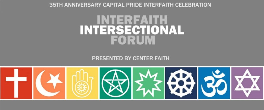 Interfaith Intersectional Community Forum