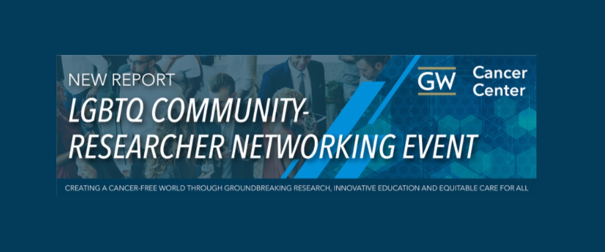 LGBTQ Community-Researcher Networking Event Summary Report