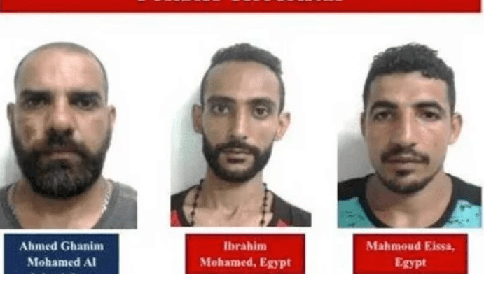 JUST IN: Four ISIS Terrorists Arrested in Route to Southern Border
